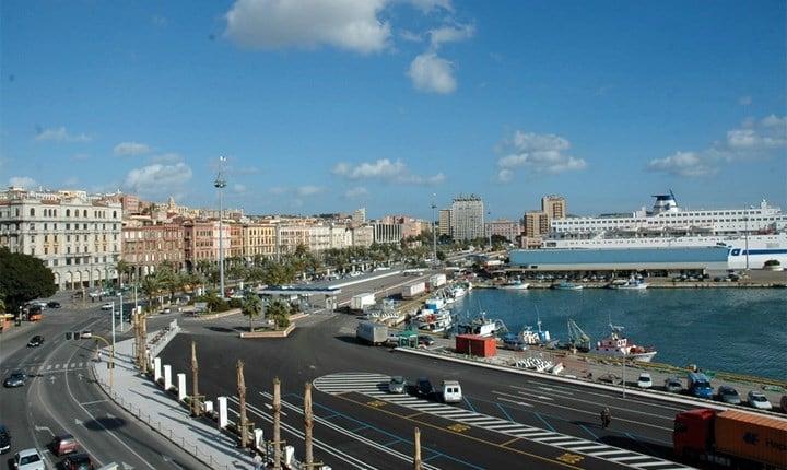 Foto: Cagliari © Regione Autonoma della Sardegna