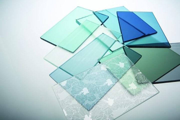 Parapetti in vetro per interni o esterni