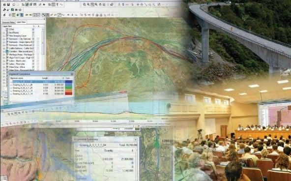 Quantm: il software di Trimble per lo studio dei tracciati, ora anche in Italia