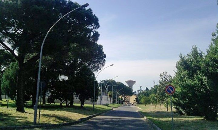 Foto: smart street Casaccia, ENEA