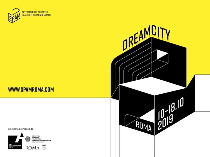 """Presentato a Roma """"SPAM - DREAMCITY"""""""
