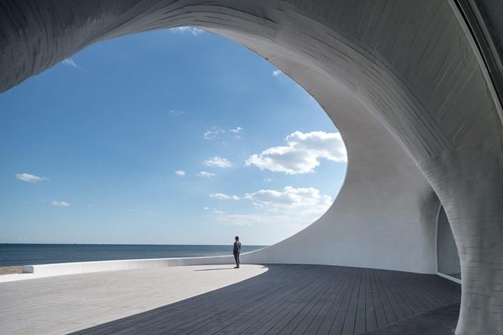 UCCA Dune Art Museum: il museo nascosto nella sabbia
