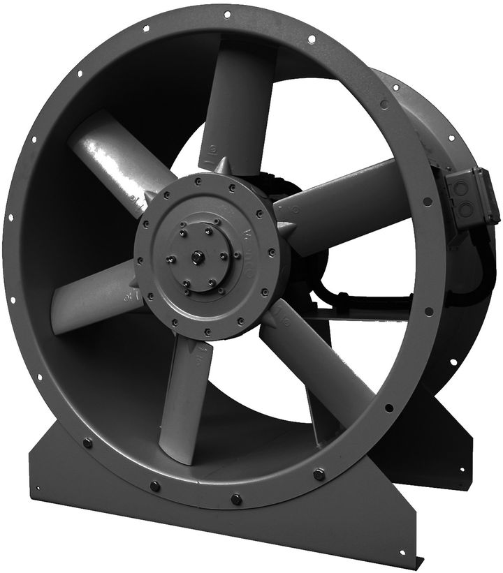 Vortice: Jet Fan VORT JET e ventilatori assiali MPC