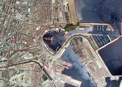 Valencia del mar-marina Real Juan Carlos I