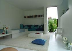 Una piccola casa di villeggiatura nel verde di Stavanger