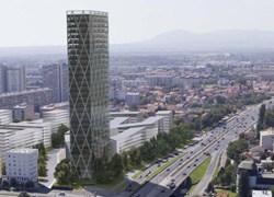 Zagabria: 3LHD vince il concorso per la Business Tower
