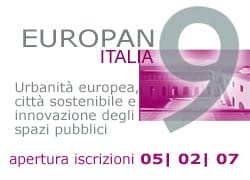 Al via dal 5 febbraio 2007 Europan 9