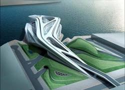 Zaha Hadid svela nuovo progetto per Abu Dhabi