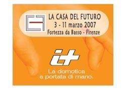 "Al via la fiera ""Casa del futuro"" 2007"