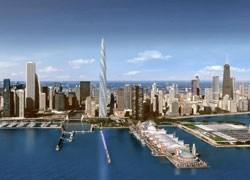 Approvato il progetto di Calatrava per la Chicago Spire