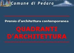 Al via il premio 'Quadranti d'Architettura'