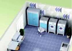 Apartment House Laundry: come cambia l'abitare