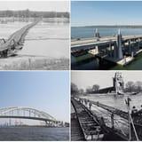 Floating bridge, i ponti galleggianti dall'antichità ad oggi
