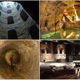 Città sotterranee, arte e ingegneria underground
