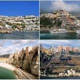 I borghi più spettacolari affacciati sul Mediterraneo