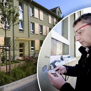 Monitoraggio a lungo termine del Quartiere Brunch ristrutturato