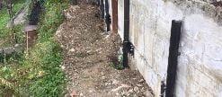 Consolidamento Muro di Contenimento a Serra Ricco' (Ge)