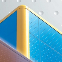 SERBOND® - Rivestimento per facciate architettoniche