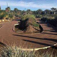 OUTDOOR - Stabilizzazione del terreno e il controllo delle polveri: IPM Green Paving Line