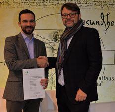 Si rinnova la partnership tra NEOPOR® di BASF e l'Agenzia CASACLIMA