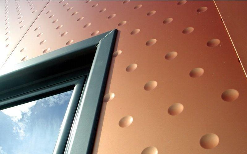 Pannelli Metallici Isolanti - progetti, proposte, prodotti