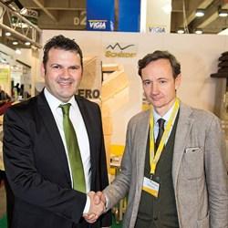 Schiedel diventa partner LIGNIUS, Associazione Nazionale Italiana Case Prefabbricate in Legno