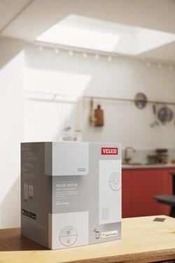 VELUX e Netatmo presentano il sistema per controllare le finestre per tetti e creare un ambiente più sano