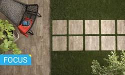 Pavimenti da giardino e decking, ispirazioni