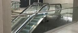 Q-RAILING per la stazione della metro di Los Leones