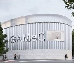 Il nuovo museo GAMeC a Bergamo