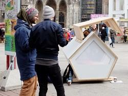 The Ulmer Nest: in Germania le prime cabine hi-tech per i senzatetto
