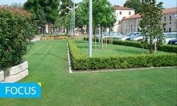 Pavimentazioni drenanti per aree a parcheggio