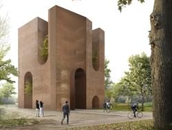C+S Architects e MMA/Bart Macken Eef Boeckx per i nuovi uffici di Leiedal a Kortrijk in Belgio