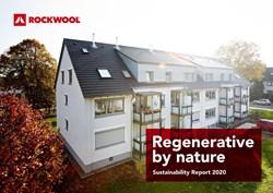 Da Rockwool il Report di Sostenibilità 2020