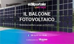 Al via Edilportale Live Talk, la nuova serie sulle novità tecnologiche per l'abitare