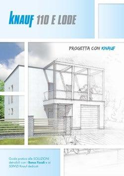 Knauf 110 e Lode, al via il progetto a supporto di progettisti e imprese
