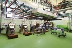 I sistemi di pavimentazione IPM Italia per il settore conciario