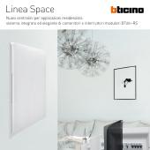 Nuovi centralini BTicino: design ed eleganza al servizio dell'abitazione