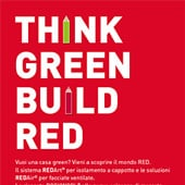 Think Green, Build Red - ROCKWOOL a Klimahouse 2016