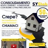 Consolidamento fondazioni: scopri SYStab