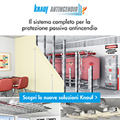 Protezione passiva antincendio Knauf
