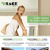 Termoisolanti naturali in sughero Sace: una nuova pelle per la tua casa