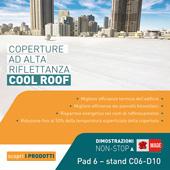 Coperture ad alta riflettanza Cool Roof