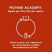 Per i professionisti del tetto: Monier Academy, formazione completa