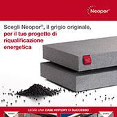 Neopor, per il tuo progetto di riqualificazione energetica