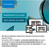 Realizza il tuo sito web con ArchitettoMyWeb
