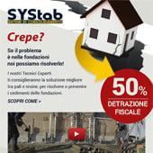 Consolidamento fondazioni: scopri le tecniche SYStab