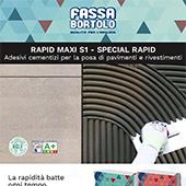 Nuovi adesivi cementizi a presa rapida by Fassa Bortolo