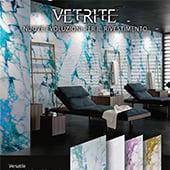 Lastre decorative in vetro di grandi dimensioni Vetrite by Sicis