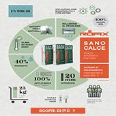 SanoCalce: il nuovo sistema per il risanamento delle murature